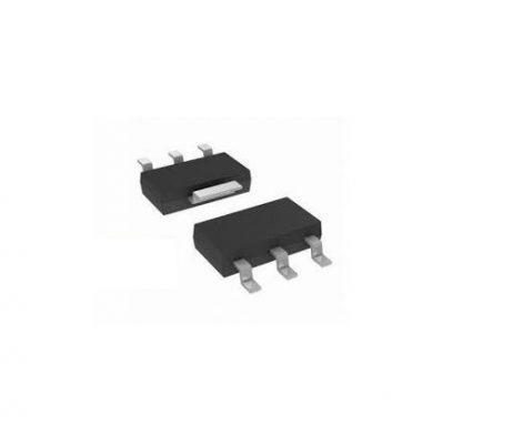 AMS1117-3.3V, 1A, SOT-223 Voltage Regulator IC (Pack of 5 ICs)