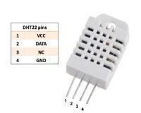 DHT22AM2302 Digital Temperature & Humidity Sensor