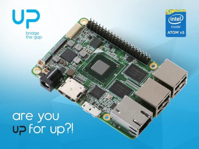 Intel-AAEON-UP-Board