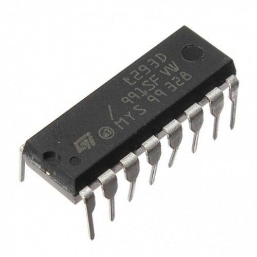 L293D PowerDIP-16 Stepper Motor Controller Driver