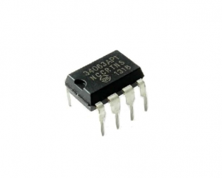MC34063API PDIP-8 Switching Buck Voltage Regulators (Pack of 2 ICs)