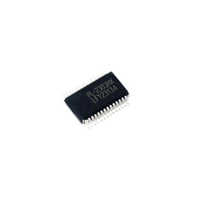 PL2303HX SSOP28 USB-to-Serial Bridge Controller IC