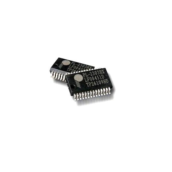 PL2303HX SSOP28 USB-to-Serial Bridge Controller IC