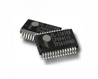 PL2303HXD SSOP28 USB-to-Serial Bridge Controller IC