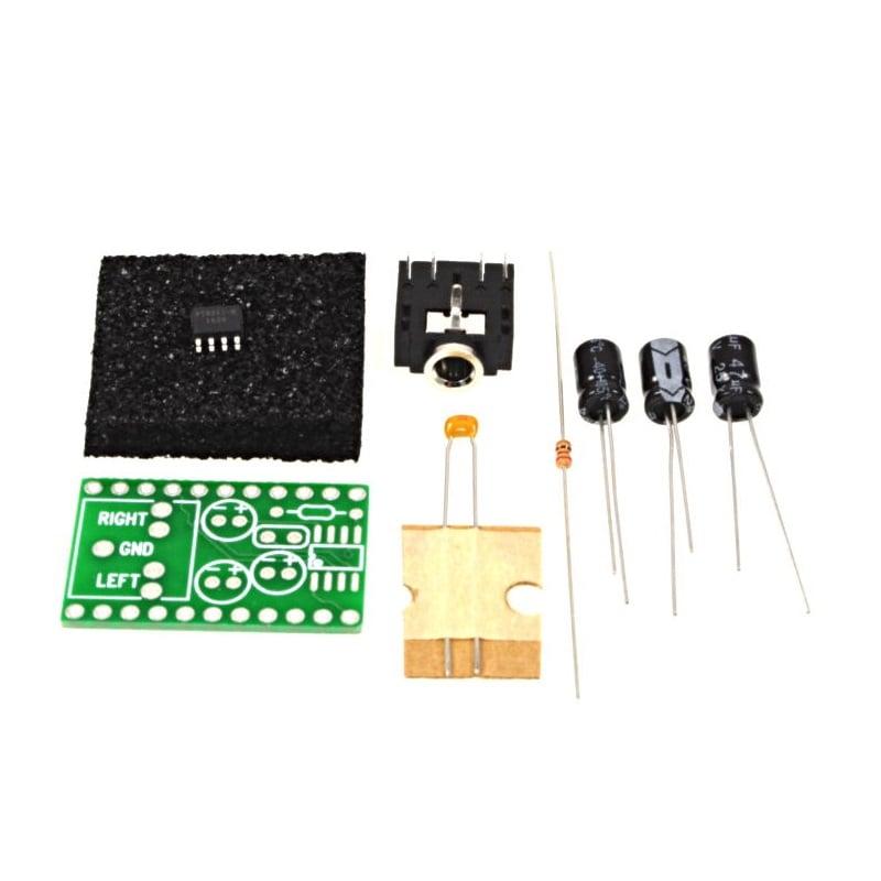 PT8211 Unassembled Audio Kit for Teensy 3.x
