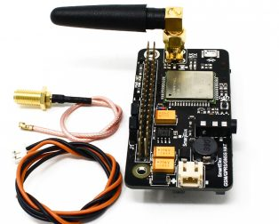 SmartElex GSMGPRSGNSS Bluetooth HAT for Raspberry Pi