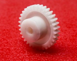 Nylon Spur Gear (1M-28T-6-28)