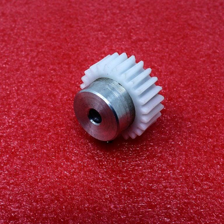 Nylon Metal Insert Spur gear (1.25M-24T-6-30)