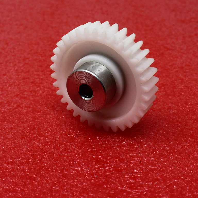 Nylon Metal Insert Spur gear (1.25M-40T-6-50)