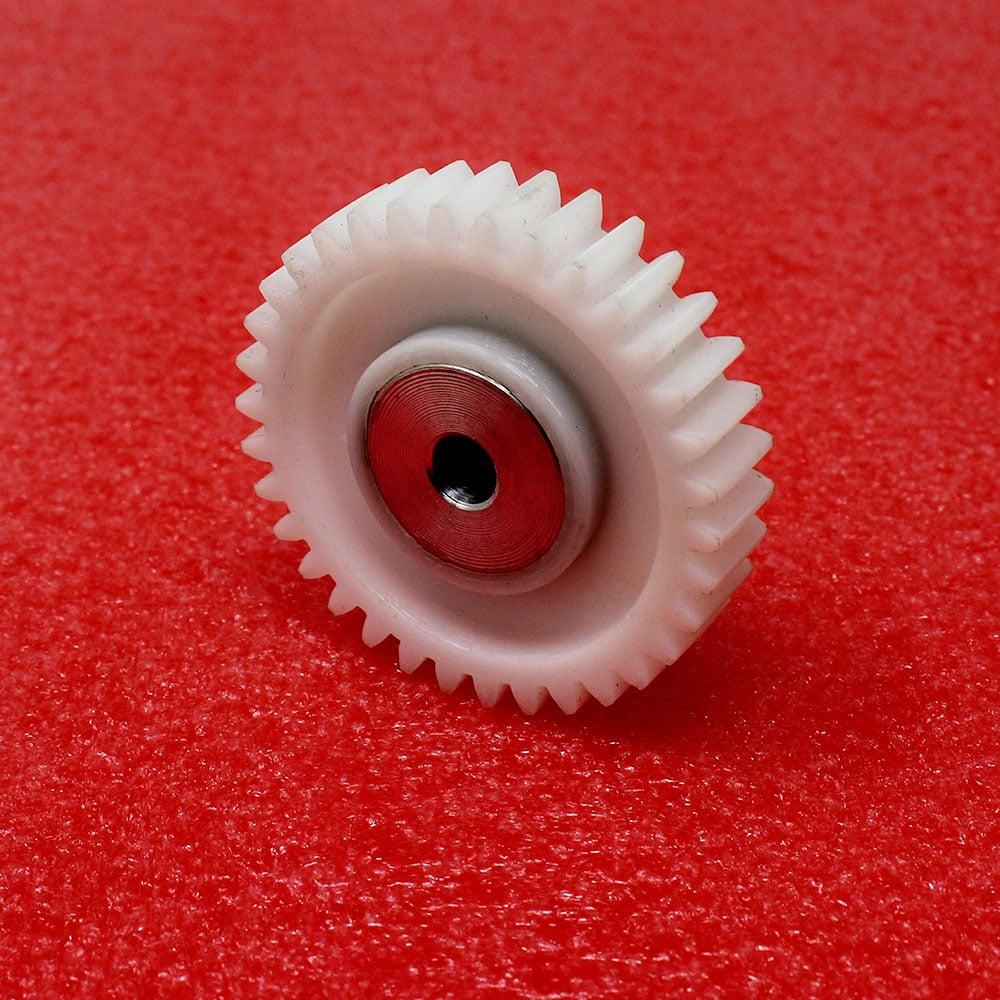 Nylon Metal Insert Spur gear (1.25M-48T-6-60)
