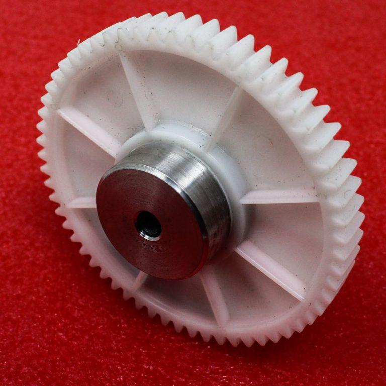 Nylon Metal Insert Spur gear (1.25M-60T-6-75)