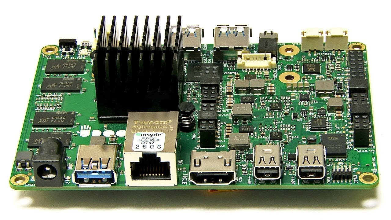 UDOO X86 Advanced Plus Single Board Computer/Development Board - Robu in |  Indian Online Store | RC Hobby | Robotics