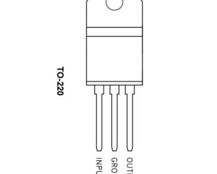 L78M12CV (L7812CV) TO-220 Linear Voltage Regulator (Pack of 3 ICs)