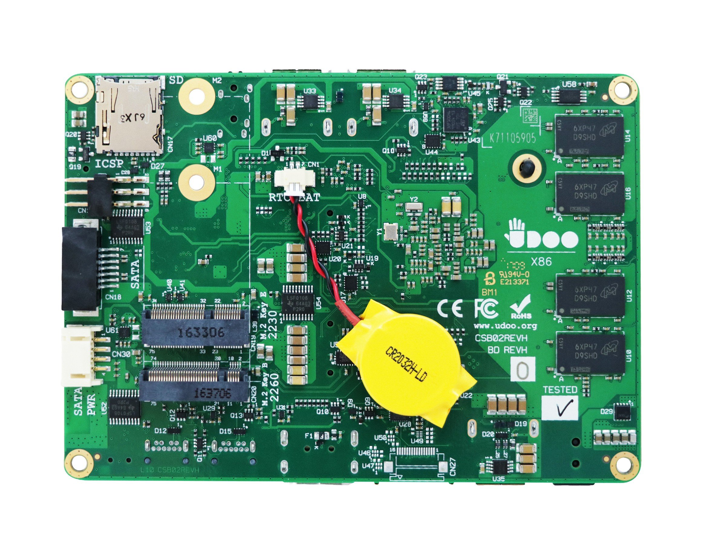 UDOO X86 Single Board Computer/Development Board