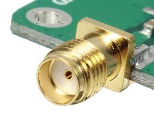 0.1-2000mhz RF Wideband Amplifier Gain 30db Low-Noise Amplifier LNA Board Module