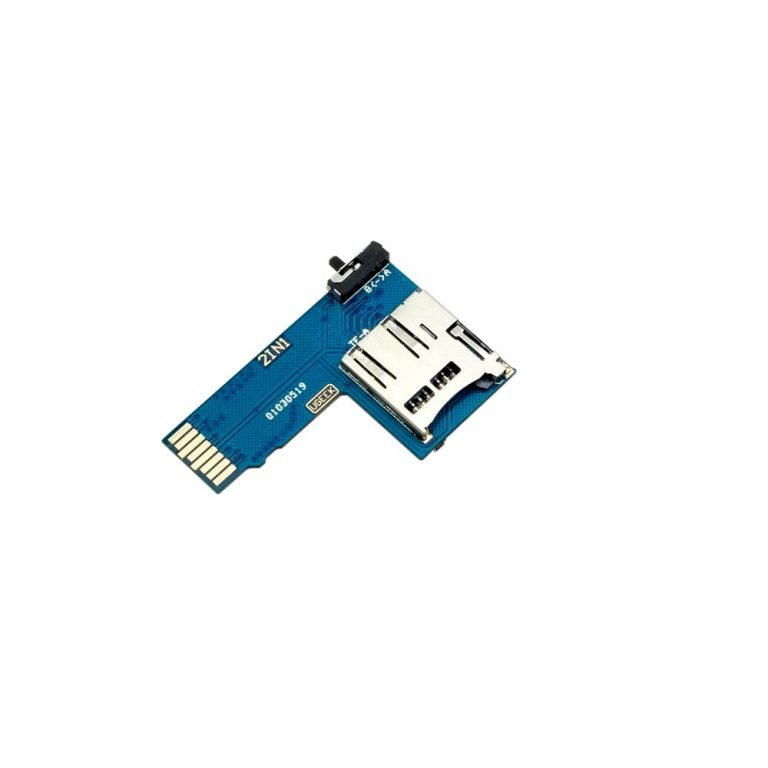 2-IN-1 Raspberry Pi Dual TF SD Card Switcher Adapter