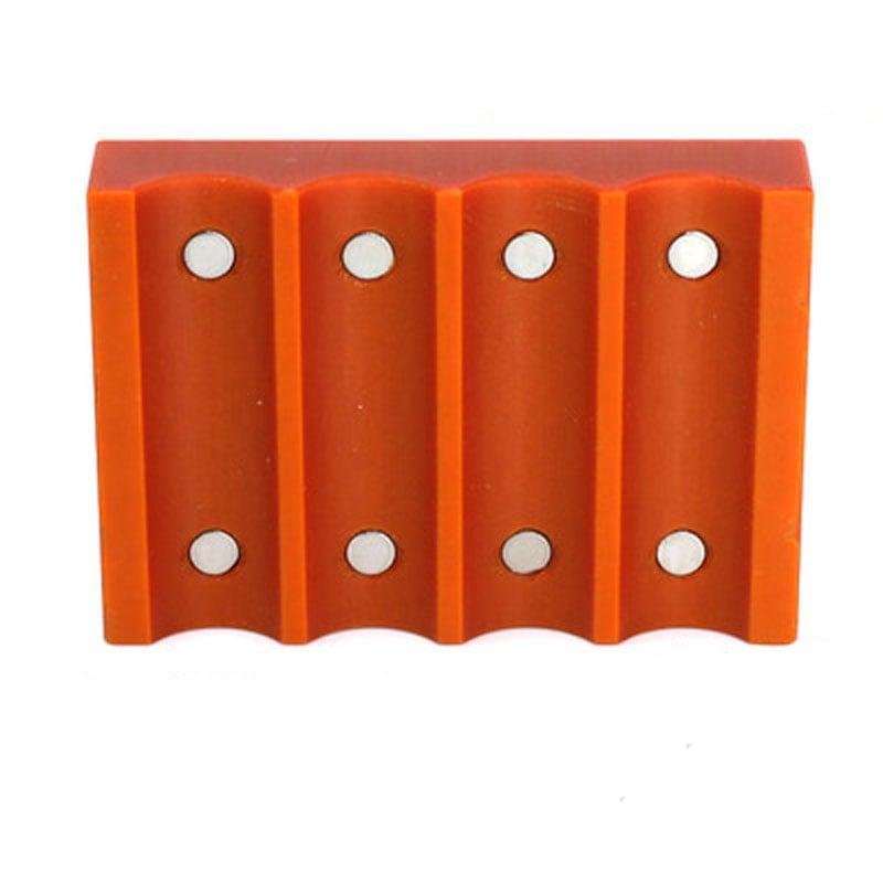 4 cells 18650 Spot Welding Batteries Fixture-1Pcs