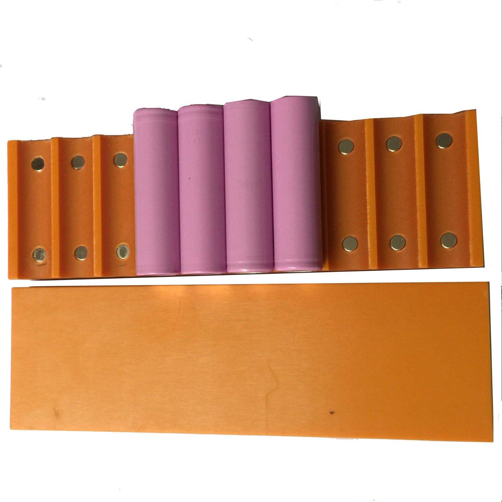 4 cells 18650 Spot Welding Batteries Fixture-1Pcs.
