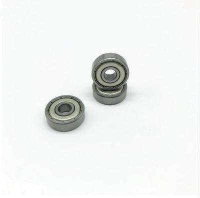603 ZZ Bearing 3x9x5 Shielded Miniature Ball Bearings (1)