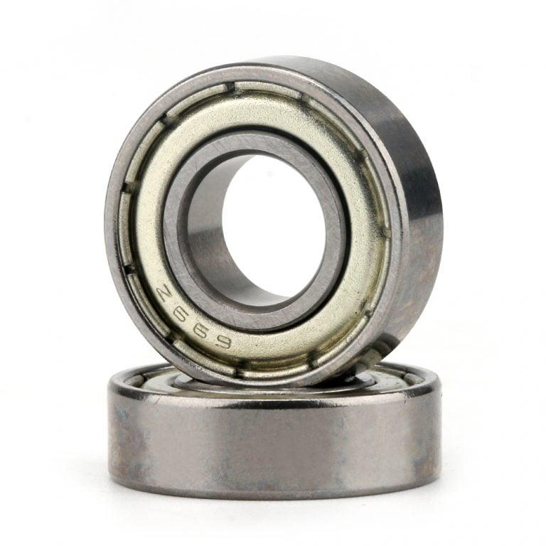 684 ZZ Bearing 4x9x4 Shielded Miniature Ball Bearings