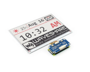 7.5-inch E-Ink Paper display HAT for Raspberry Pi