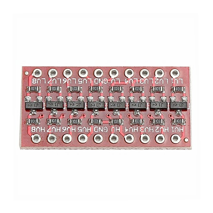 8 Channel Bi-Directional Logic Level Converter Module