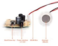 DC 5V Ultrasonic Humidifiers Power Circuit Board with Atomizing Chip