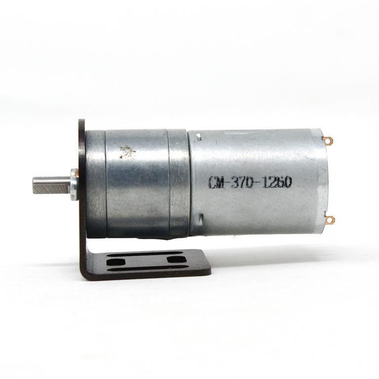 EasyMech Bracket for 25GA 370 Series DC Gear Motor