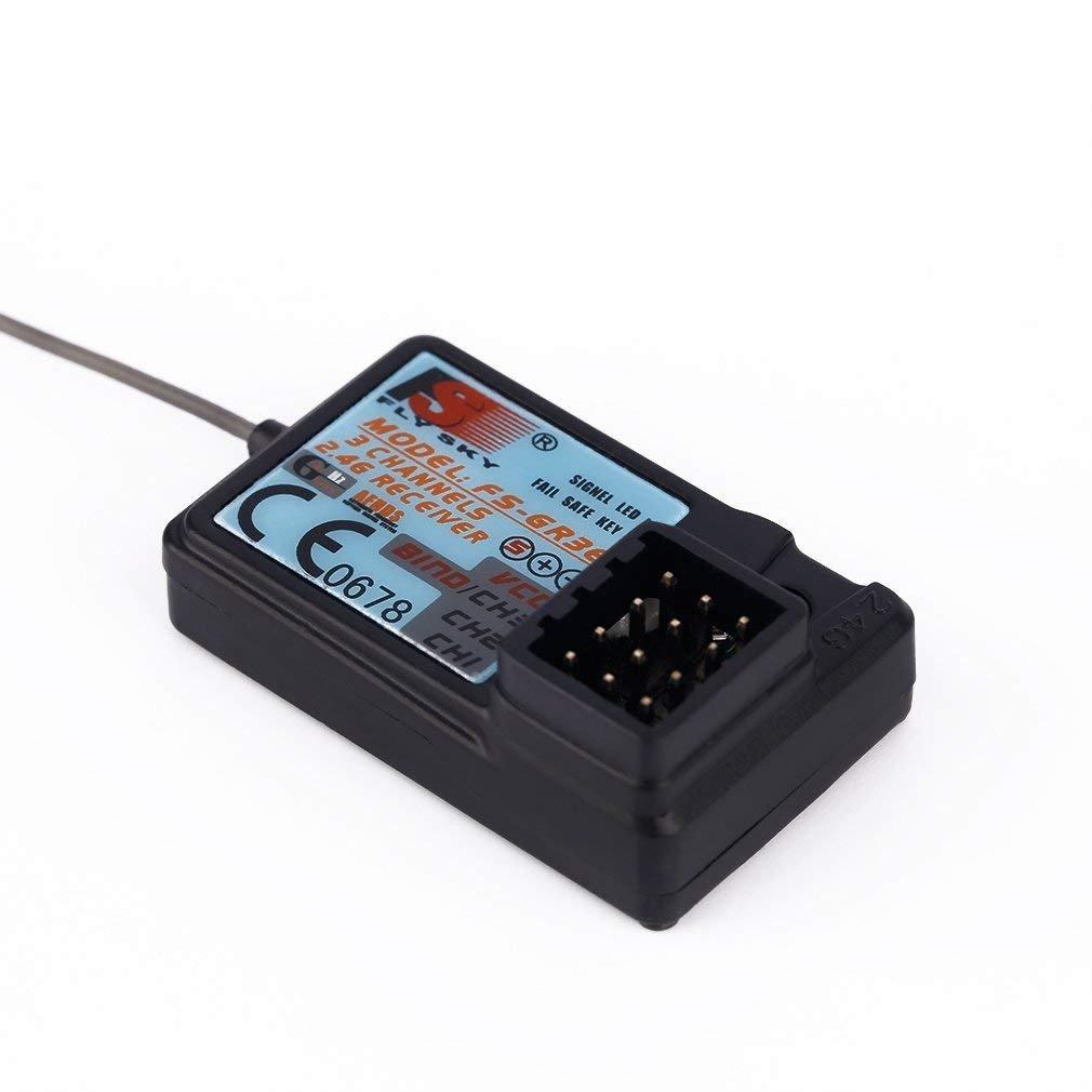 FlySky FS-GR3E 2.4G 3CH Receiver