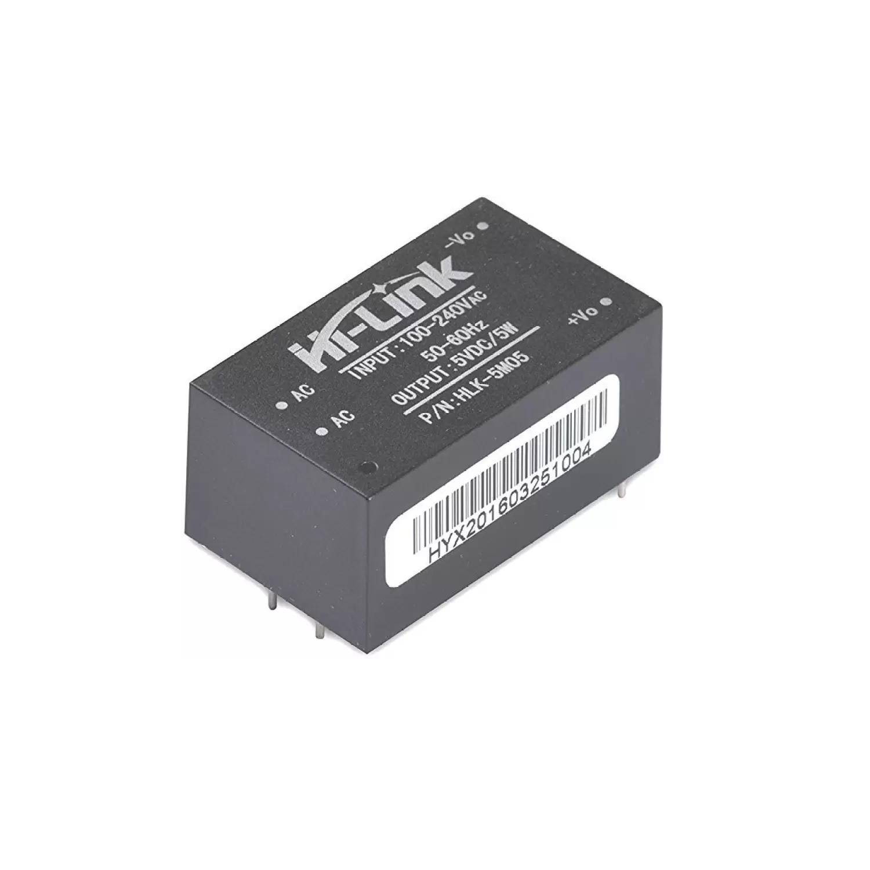 HLK-5M05 5V/5W Switch Power Supply Module