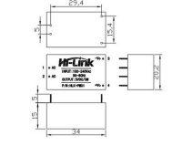 HLK-PM01 5V3W Switch Power Supply Module