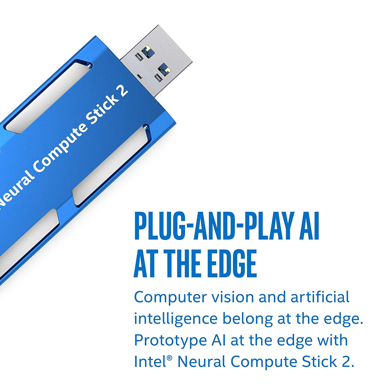 Intel Movidius Neural Compute Stick 2 - Robu in | Indian Online Store | RC  Hobby | Robotics