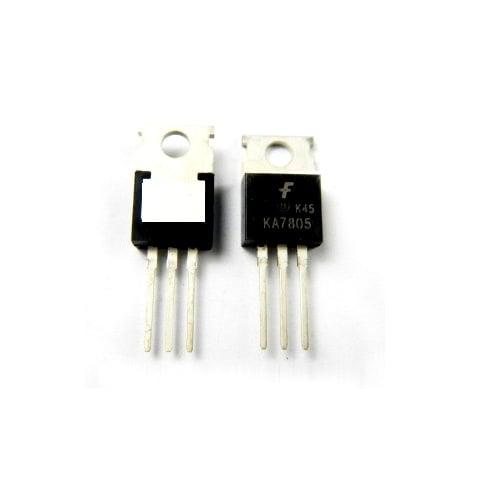 KA7805 Linear Voltage Regulator