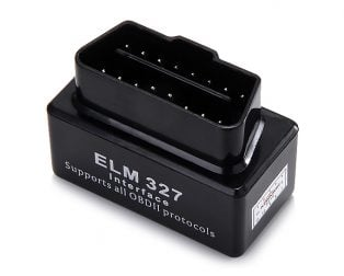 MINI V2.1 ELM327 OBD2 Bluetooth Interface Auto Car Scanner