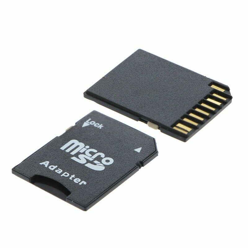 Micro SD Card to SD Card Adapter