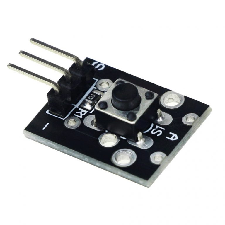 Momentary Tactile Push Button Module