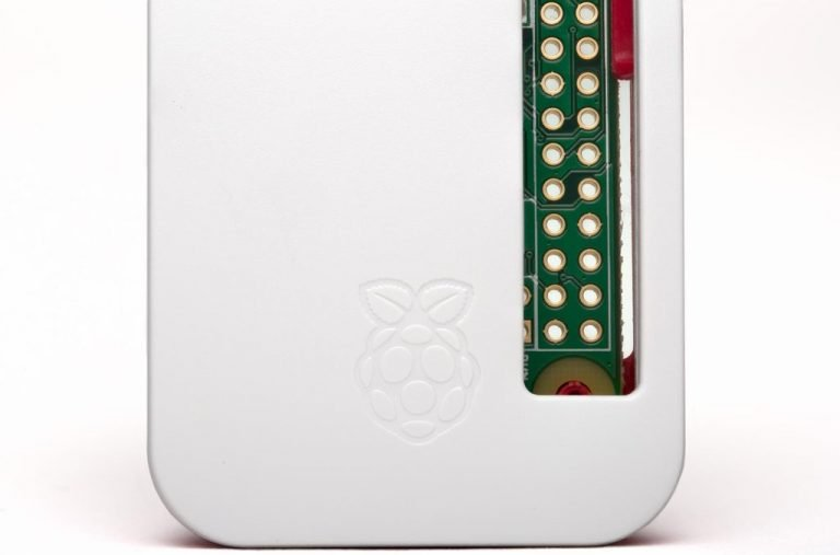Official Raspberry Pi Zero Case