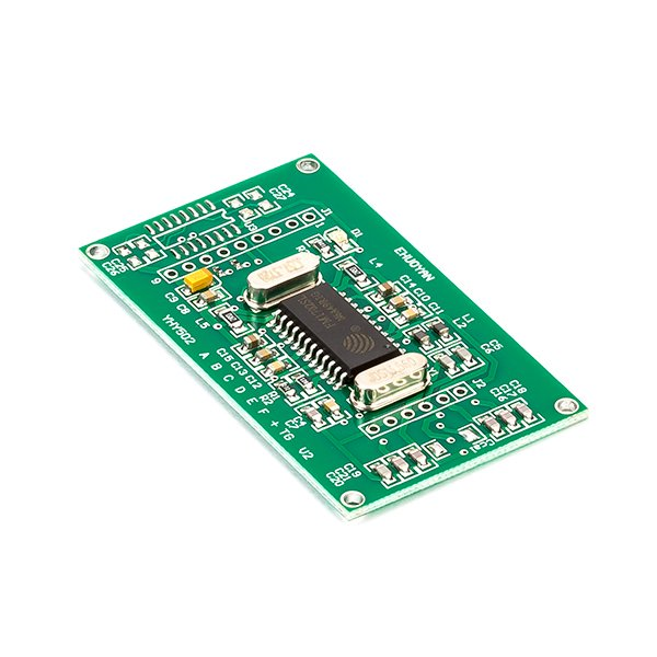 3V-5V RFID YHY502CG Reader Writer Module UART Interface