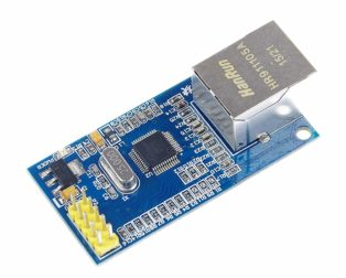 SPI to Ethernet Hardware TCPIP W5500 Ethernet Network Module