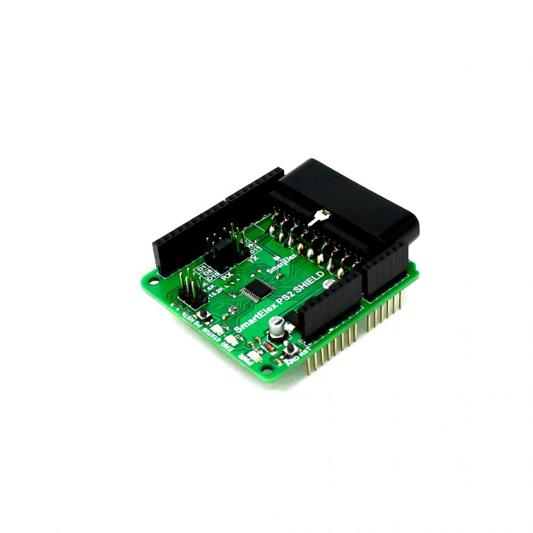 SmartElex PS2 Sheild for Arduino