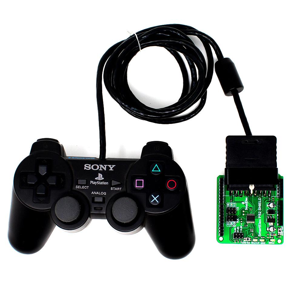 SmartElex PS2 Sheild for Arduino
