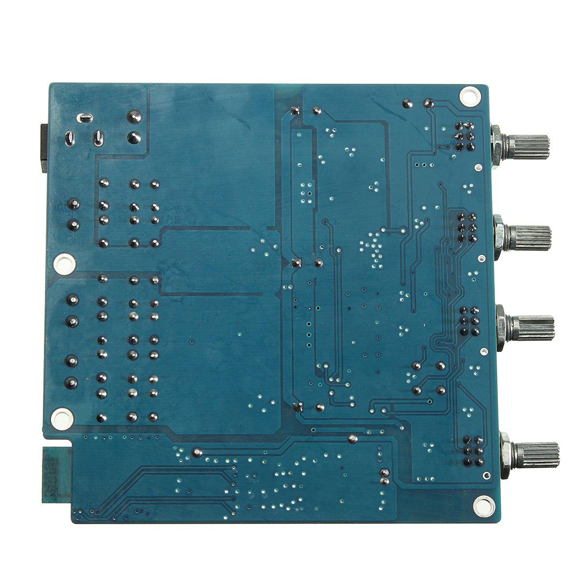 TPA3116 2.1 50Wx2+100W Bluetooth CSR4.0 Class D Power Amplifier With Acrylic Case