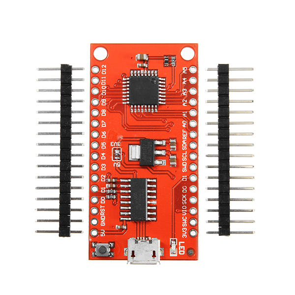 Wemos TTGO Xi 8F328P-U Board For Arduino Nano V3 0 Promini - Robu in |  Indian Online Store | RC Hobby | Robotics