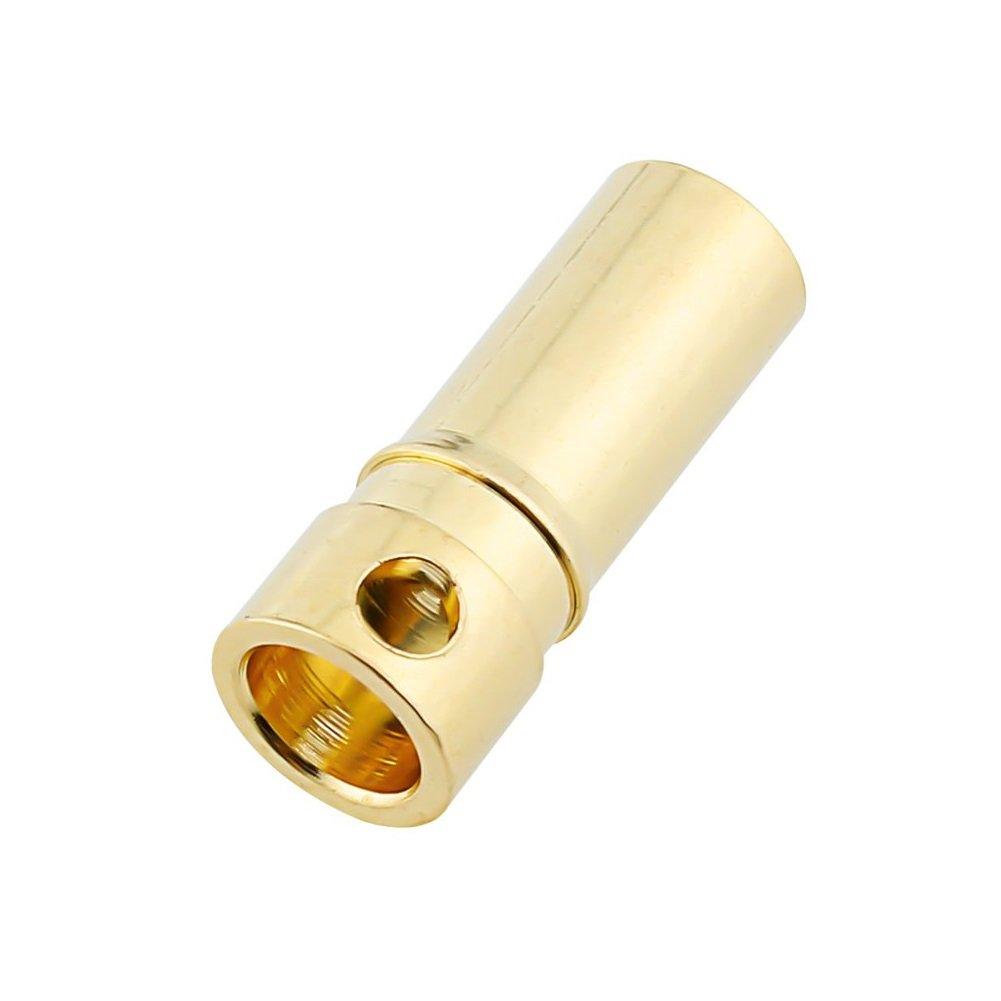 4mm Gold Connectors Female