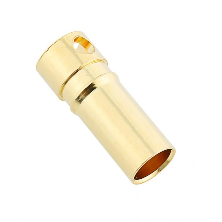 4mm Gold Connectors Female