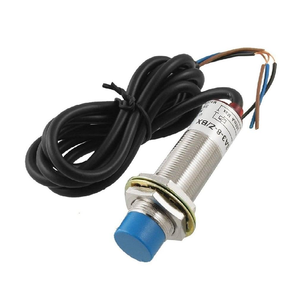 DC 6-36V M17 Inductive 8mm NPN-NO Proximity Sensor Switch