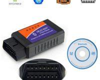 ELM327 OBD2 V2 1 Bluetooth Interface Auto Car Diagnostic