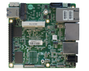 Intel-AAEON-UP Squared-Board