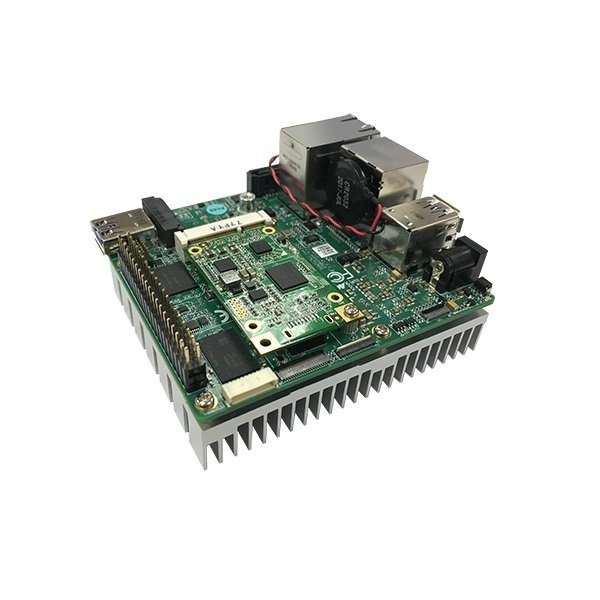 Intel-AAEON-UP Squared-Board