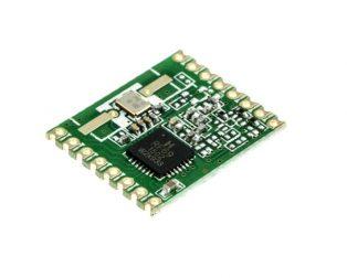 RFM69HCW Wireless Receiving Module-433 MHz